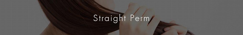 Straight Perm